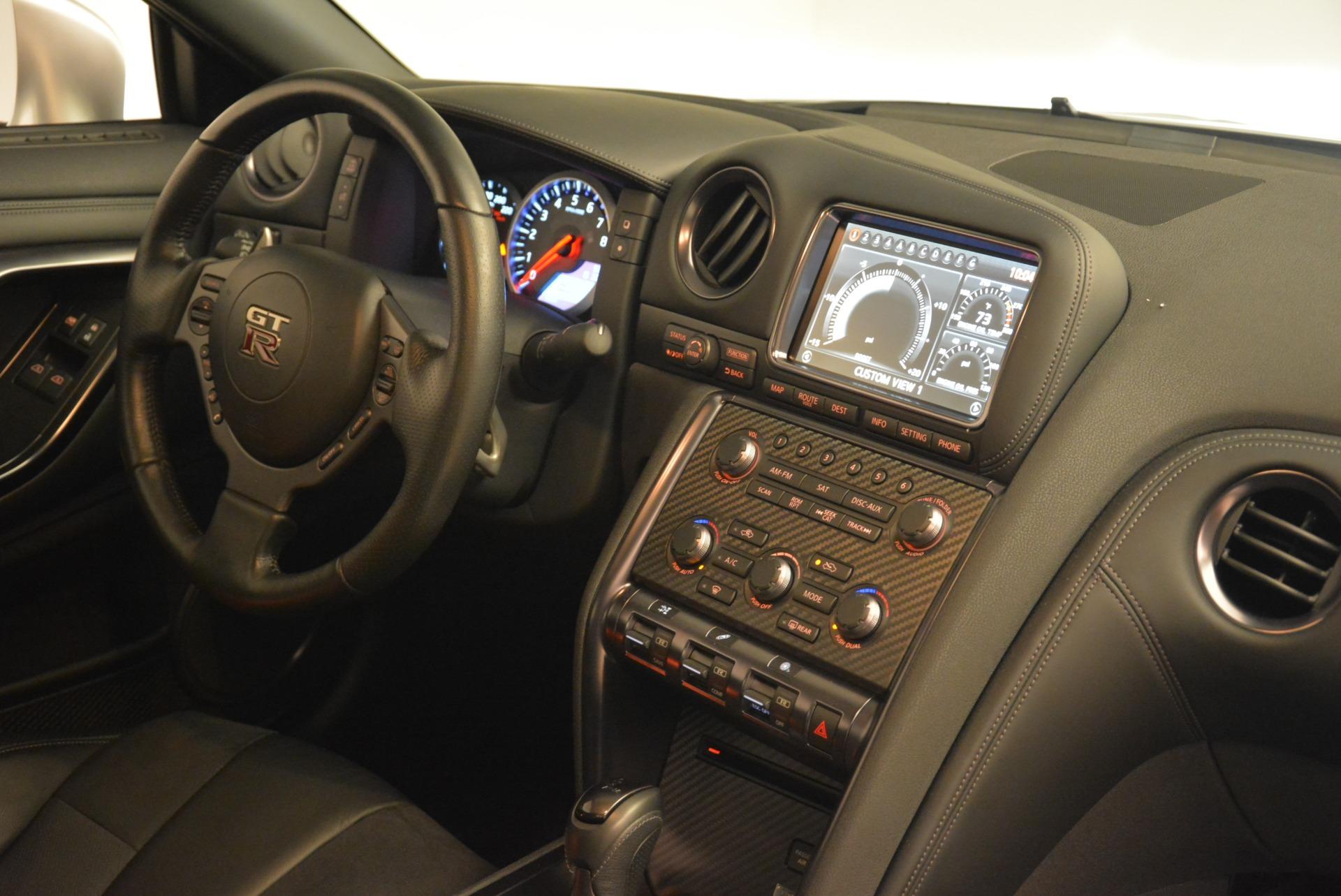Used 2013 Nissan GT-R Premium For Sale In Westport, CT 2062_p32
