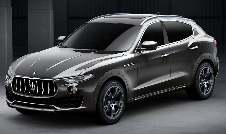 New 2018 Maserati Levante Q4 GranLusso For Sale In Westport, CT 2063_main