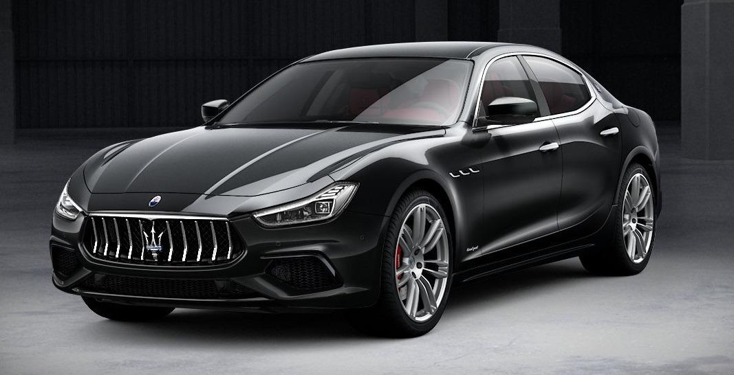 New 2018 Maserati Ghibli S Q4 Gransport For Sale In Westport, CT 2065_main