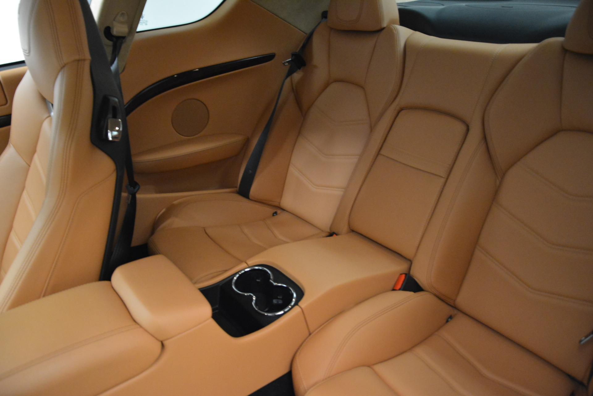 Used 2014 Maserati GranTurismo Sport For Sale In Westport, CT 2067_p18