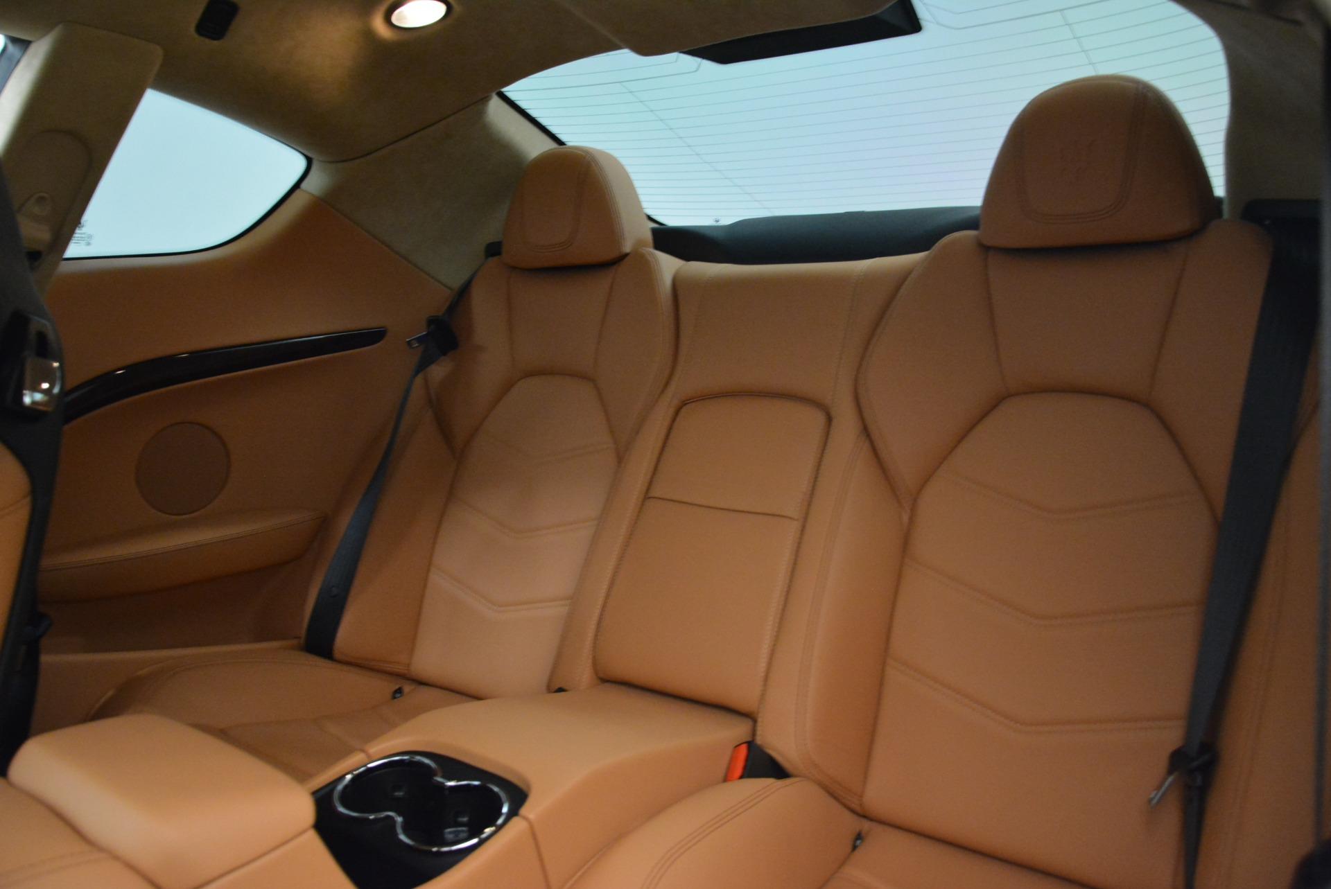 Used 2014 Maserati GranTurismo Sport For Sale In Westport, CT 2067_p19