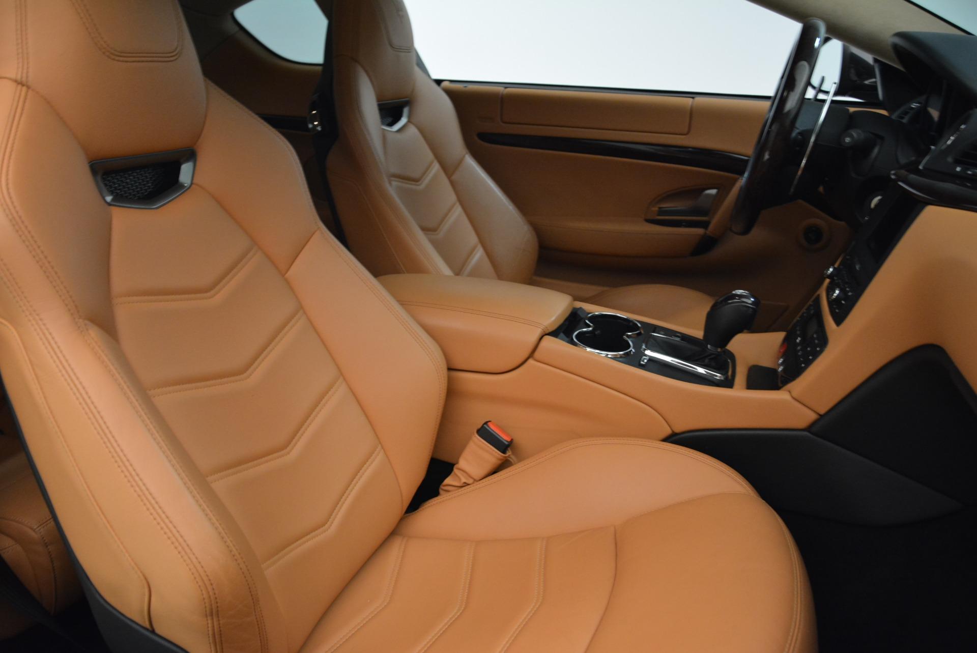 Used 2014 Maserati GranTurismo Sport For Sale In Westport, CT 2067_p21