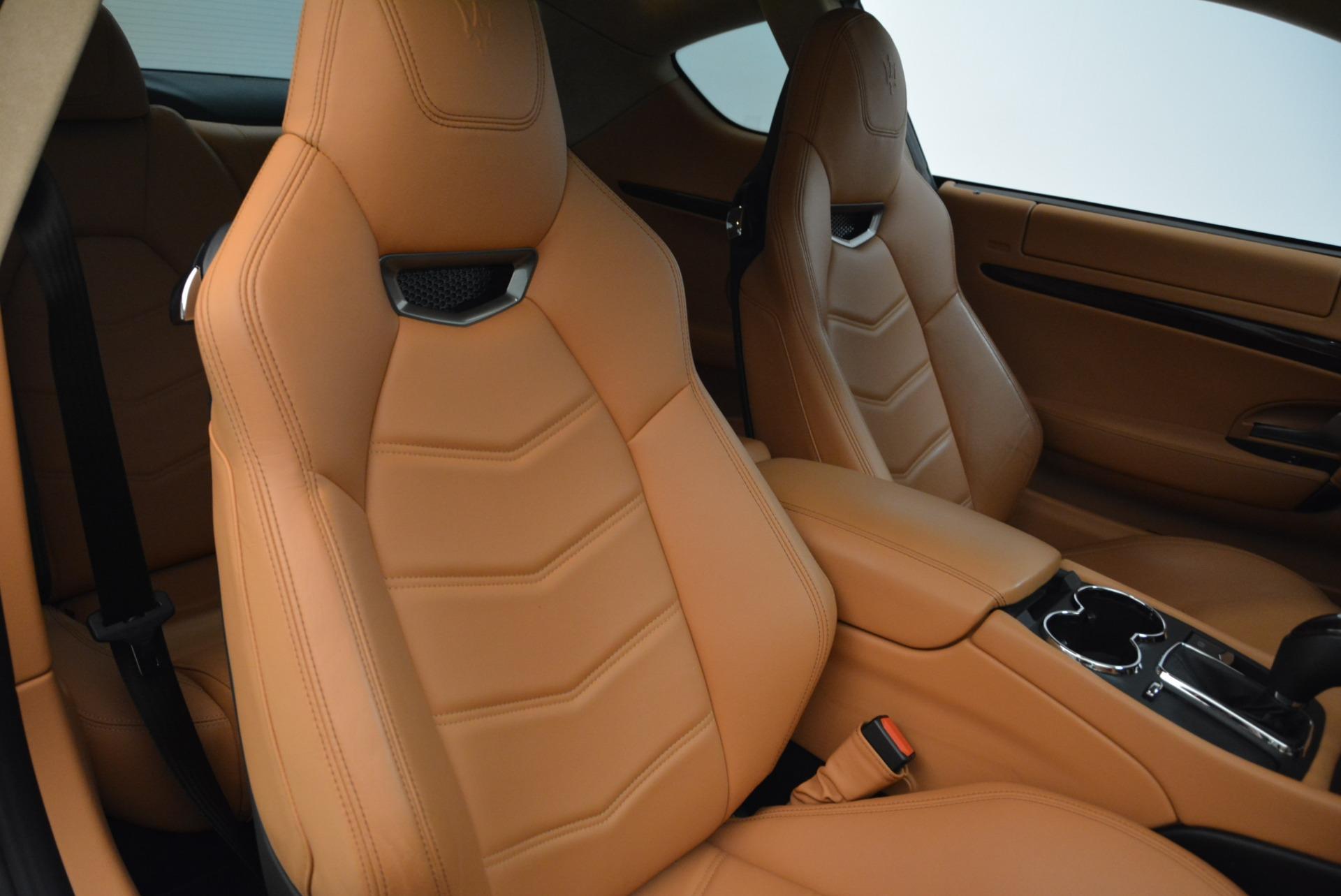 Used 2014 Maserati GranTurismo Sport For Sale In Westport, CT 2067_p22
