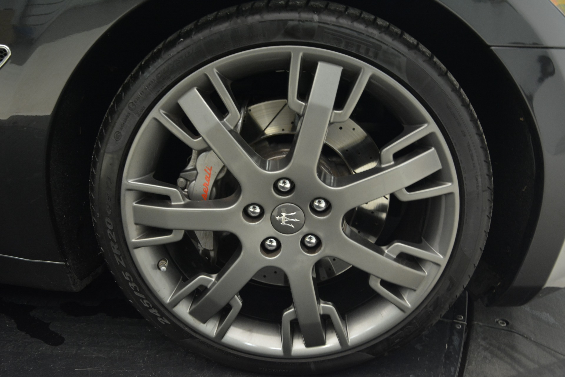 Used 2014 Maserati GranTurismo Sport For Sale In Westport, CT 2067_p24