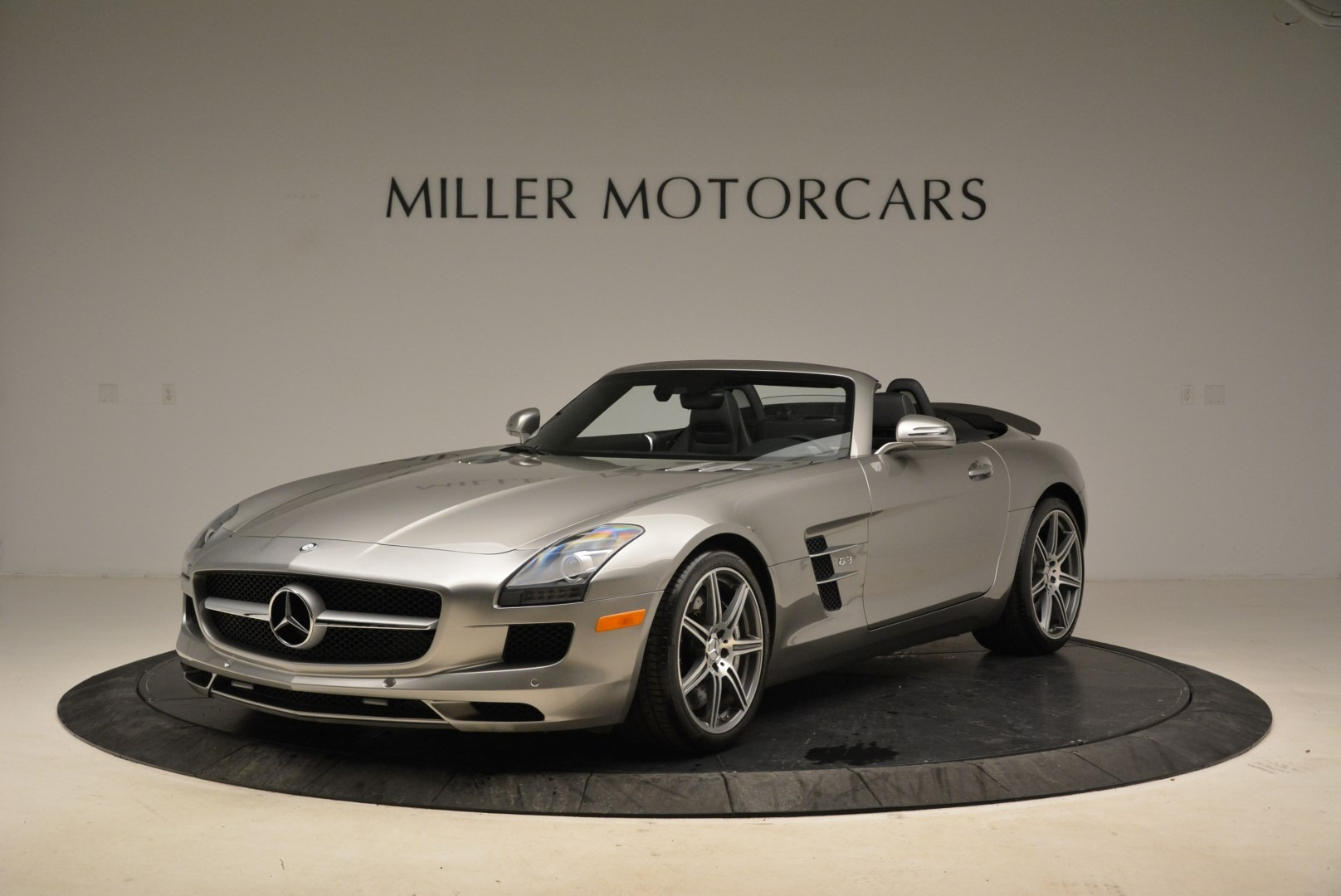 Used 2012 Mercedes-Benz SLS AMG  For Sale In Westport, CT 2068_main