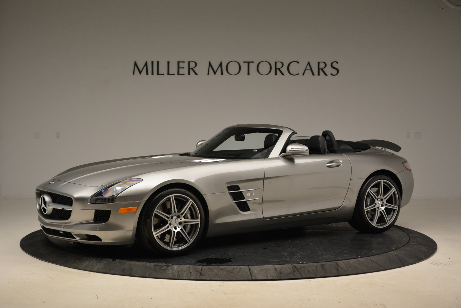Used 2012 Mercedes-Benz SLS AMG  For Sale In Westport, CT 2068_p2