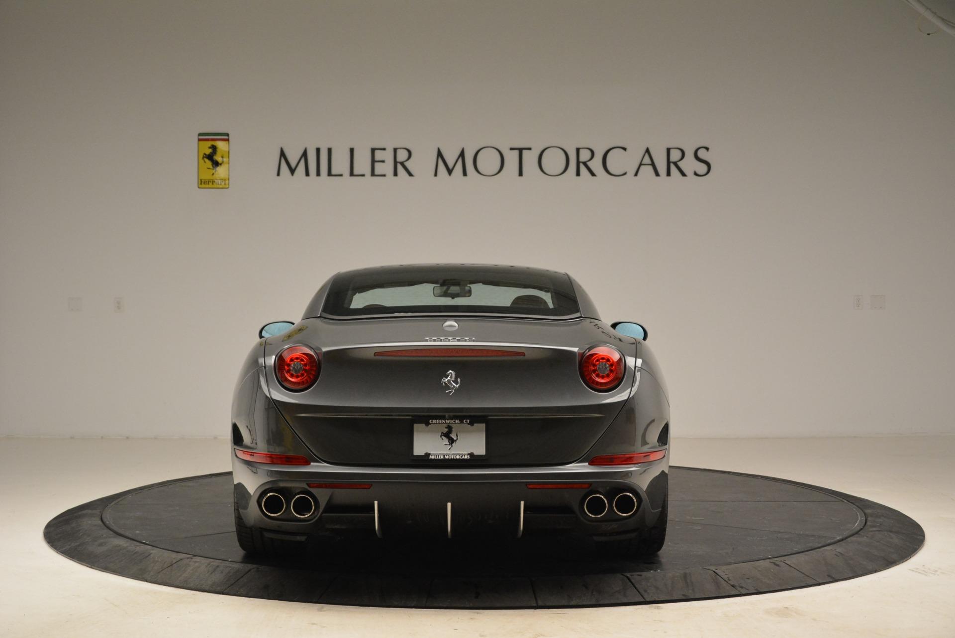 Used 2016 Ferrari California T  For Sale In Westport, CT 2069_p18
