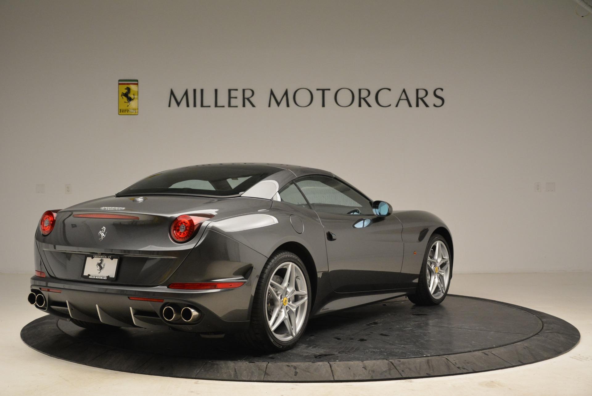 Used 2016 Ferrari California T  For Sale In Westport, CT 2069_p19