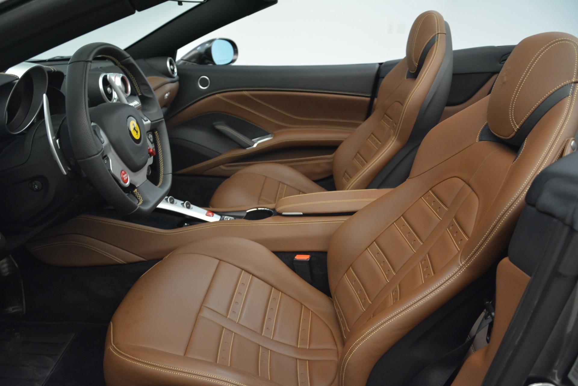 Used 2016 Ferrari California T  For Sale In Westport, CT 2069_p26