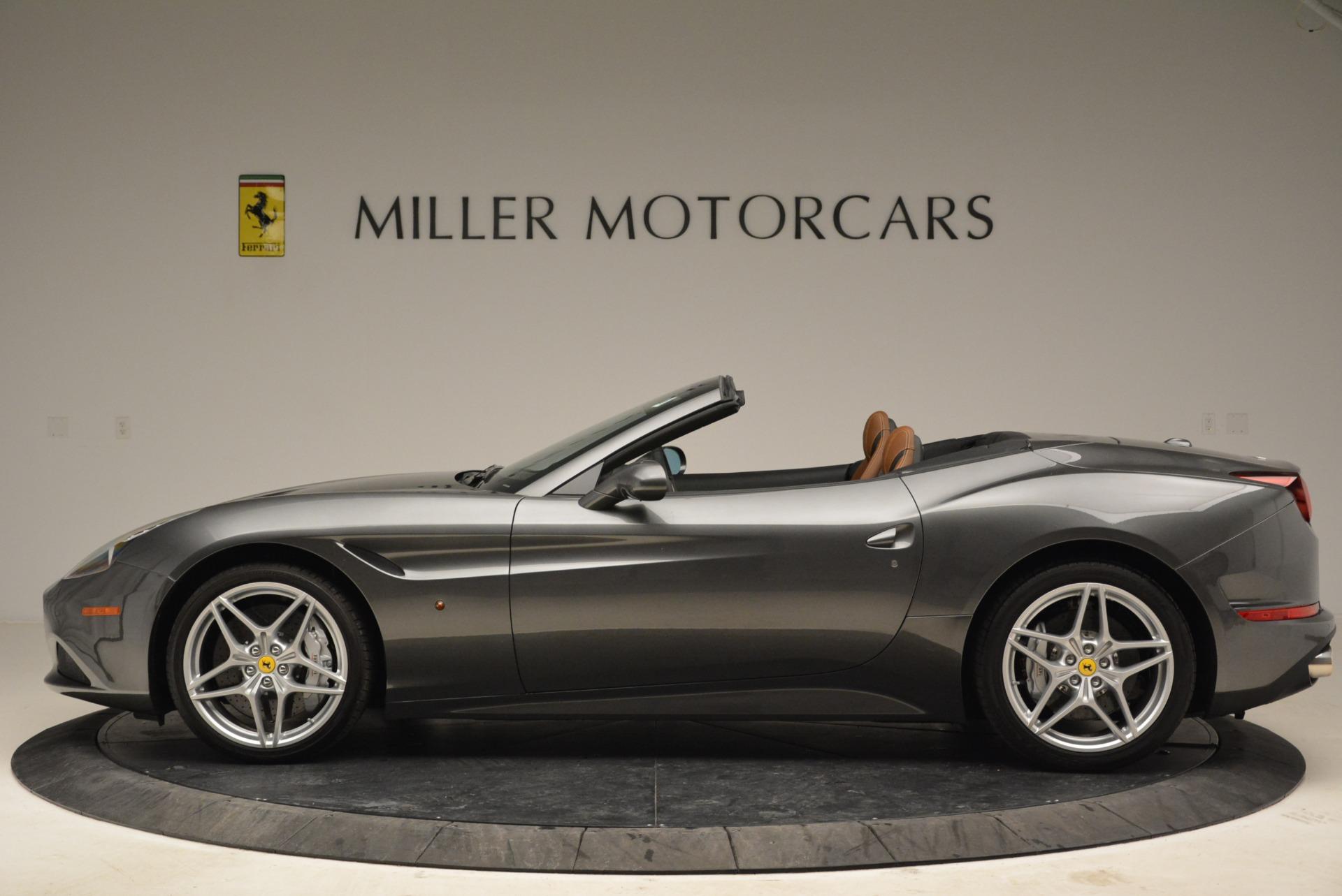 Used 2016 Ferrari California T  For Sale In Westport, CT 2069_p3