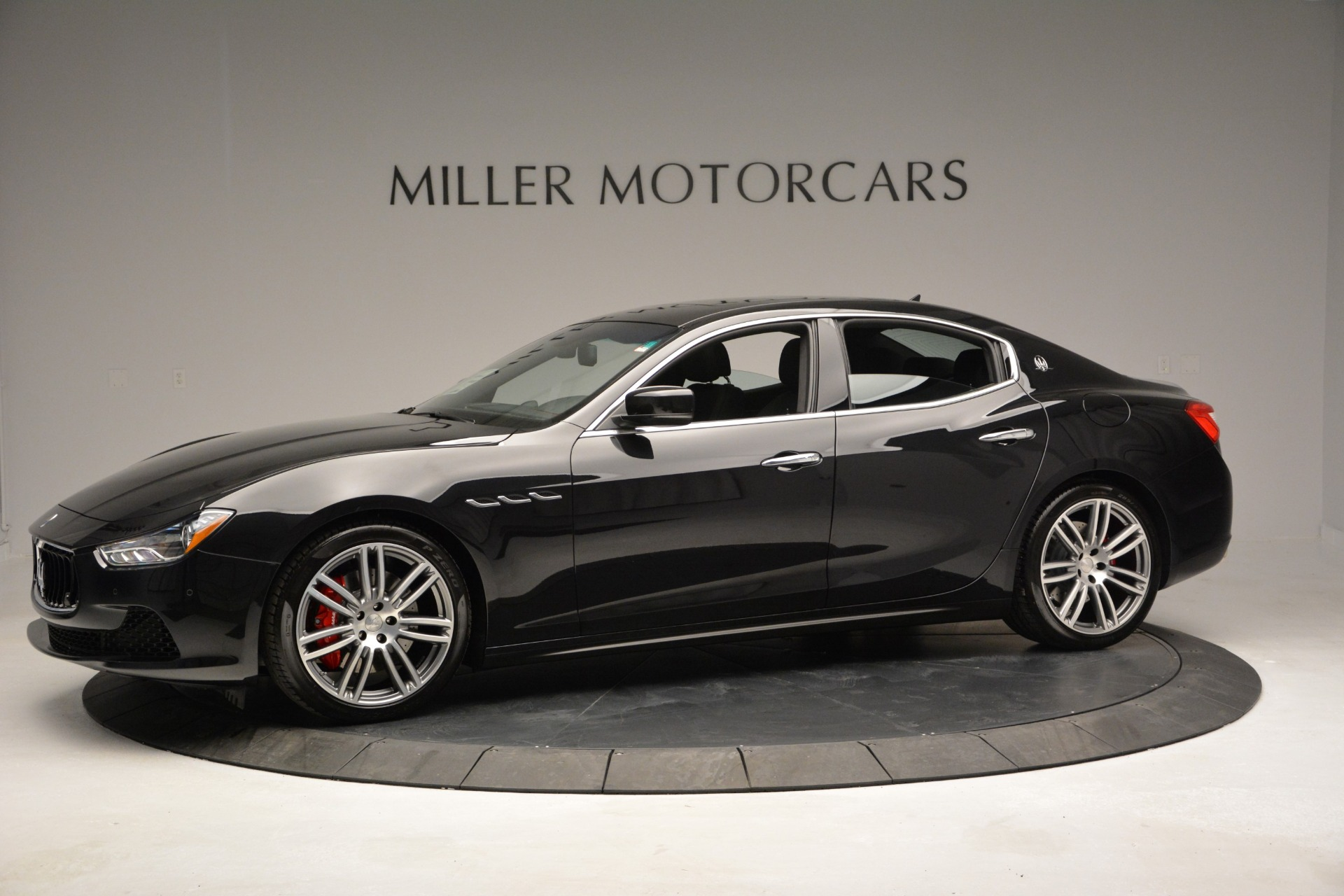 Used 2015 Maserati Ghibli S Q4 For Sale In Westport, CT 2070_p2
