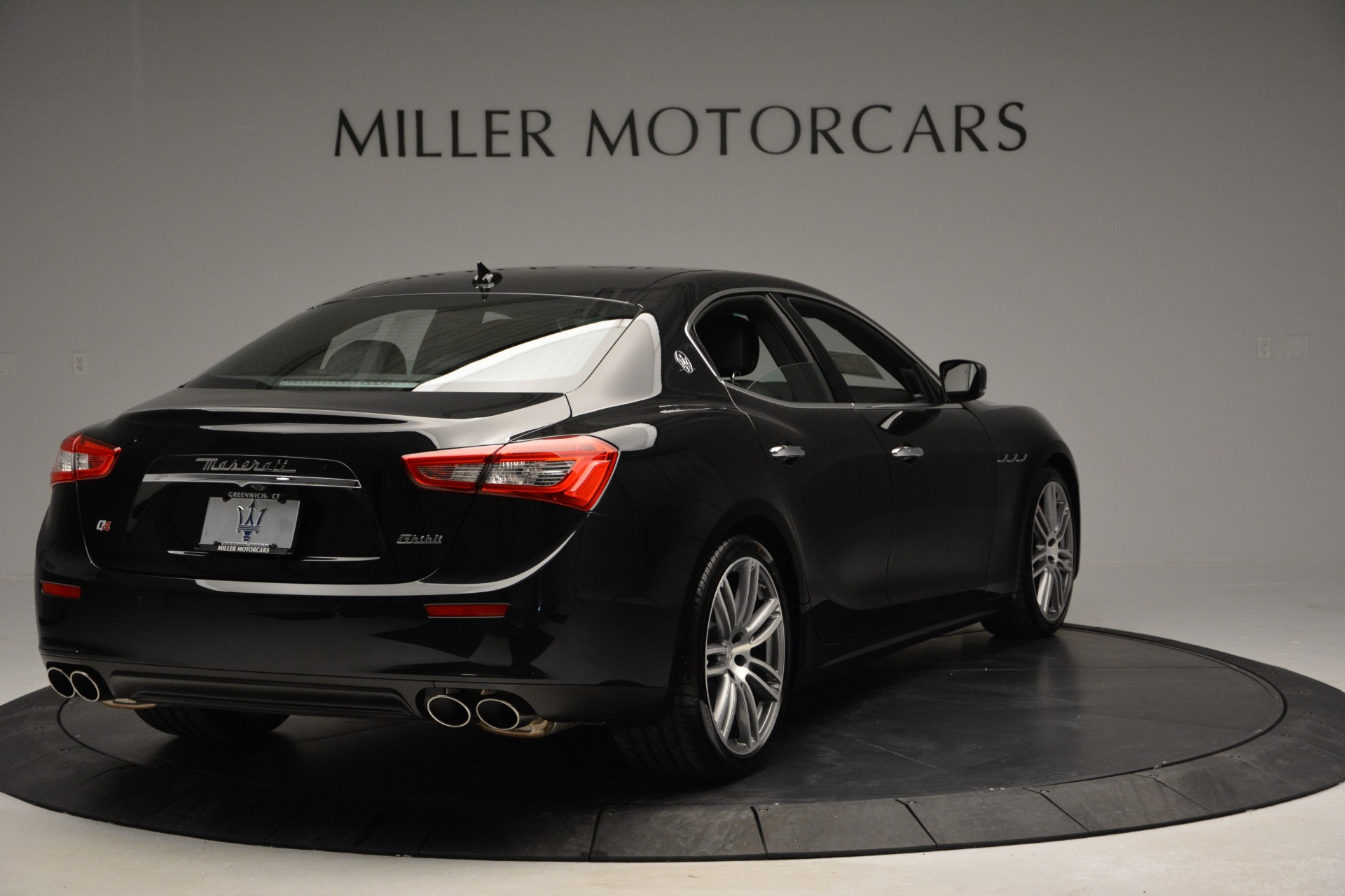 Used 2015 Maserati Ghibli S Q4 For Sale In Westport, CT 2070_p7