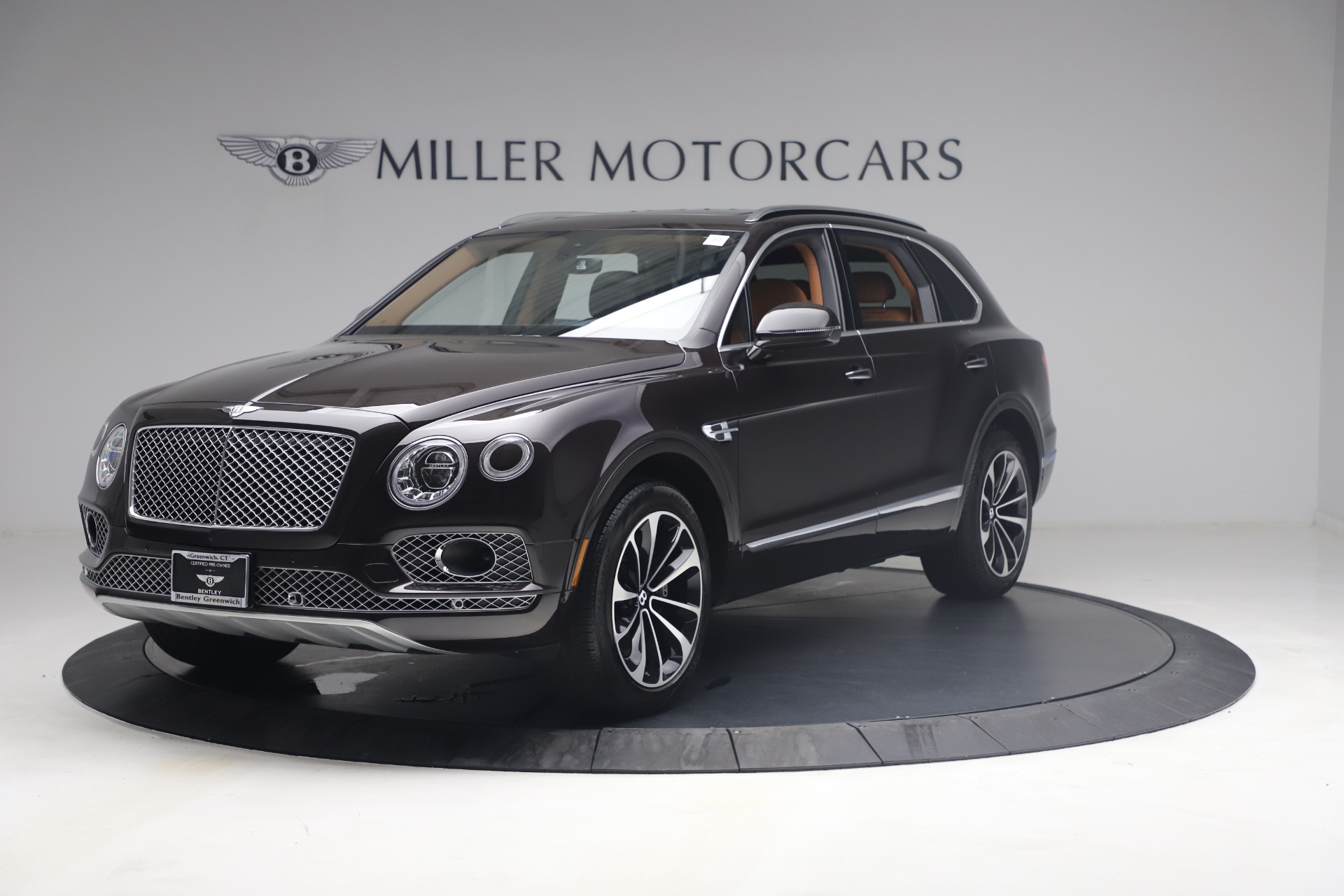 New 2018 Bentley Bentayga Signature For Sale In Westport, CT 2071_p2