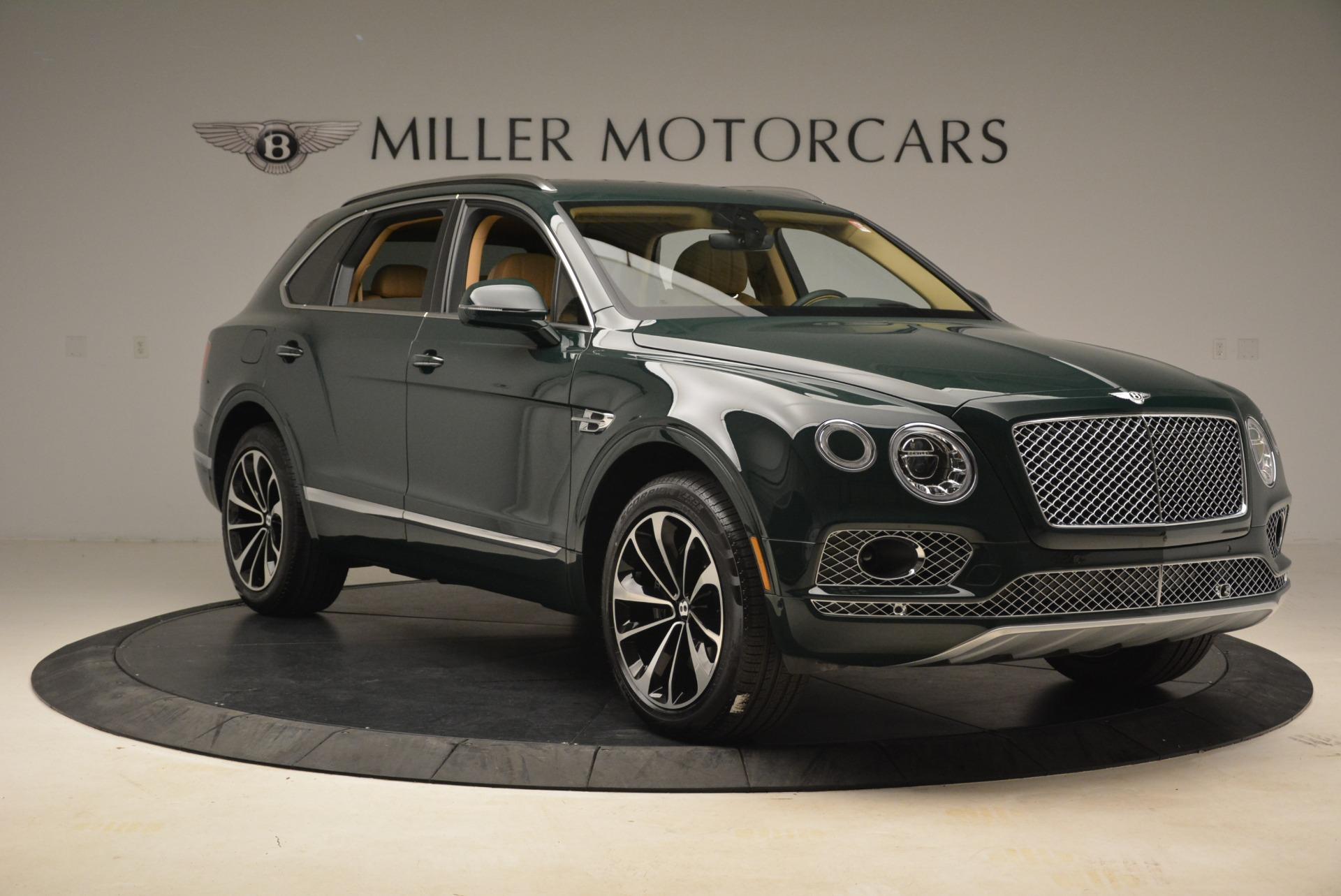 New 2018 Bentley Bentayga Signature For Sale In Westport, CT 2072_p11