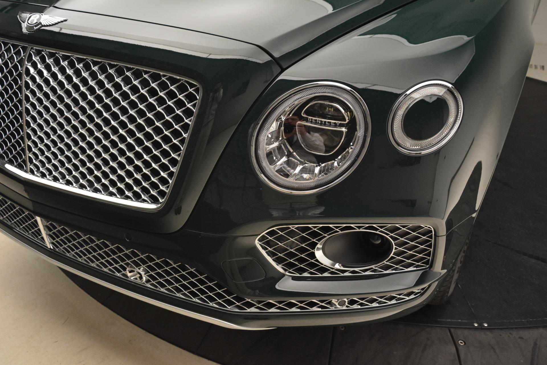 New 2018 Bentley Bentayga Signature For Sale In Westport, CT 2072_p14