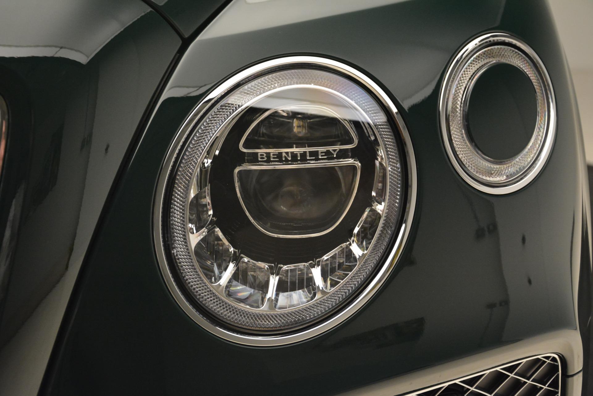 New 2018 Bentley Bentayga Signature For Sale In Westport, CT 2072_p16