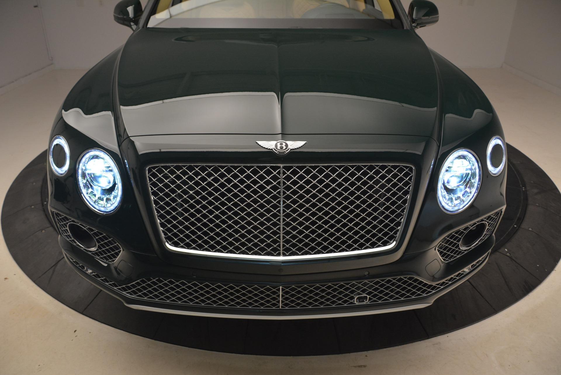 New 2018 Bentley Bentayga Signature For Sale In Westport, CT 2072_p19