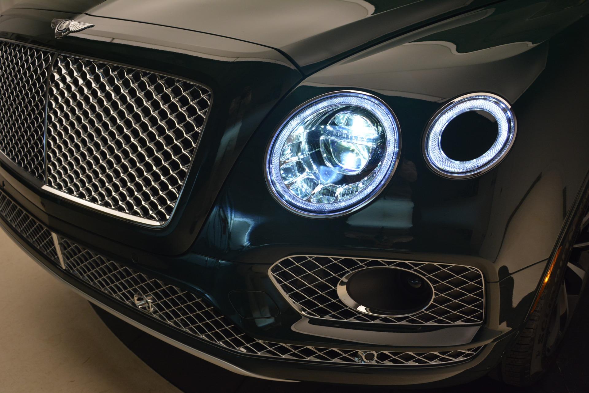 New 2018 Bentley Bentayga Signature For Sale In Westport, CT 2072_p20
