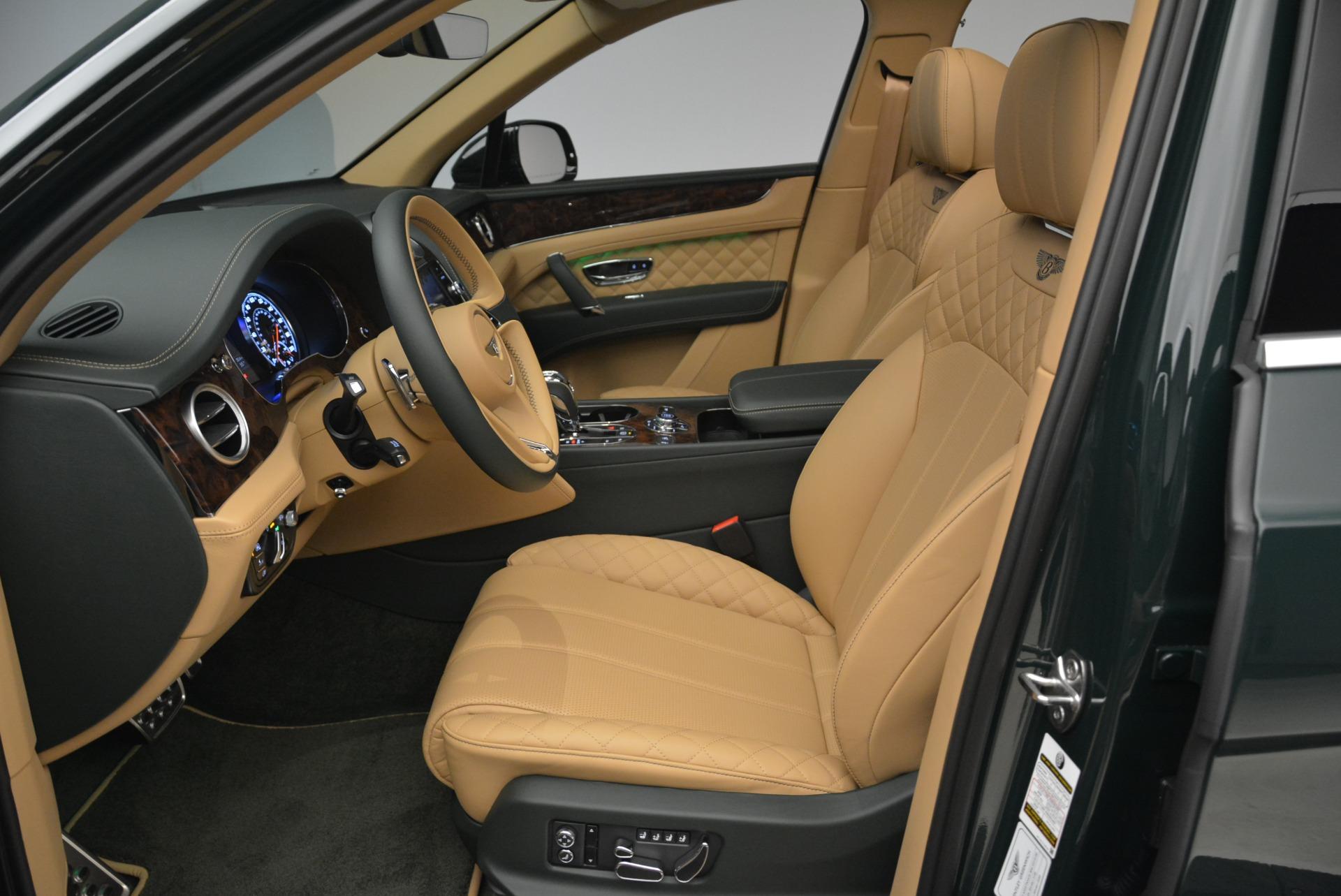 New 2018 Bentley Bentayga Signature For Sale In Westport, CT 2072_p25