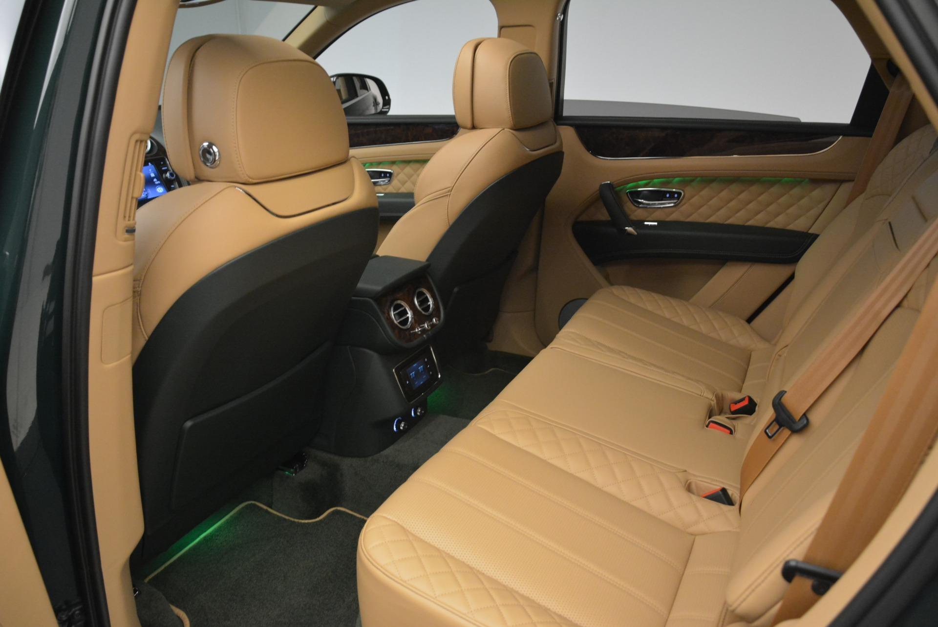 New 2018 Bentley Bentayga Signature For Sale In Westport, CT 2072_p29