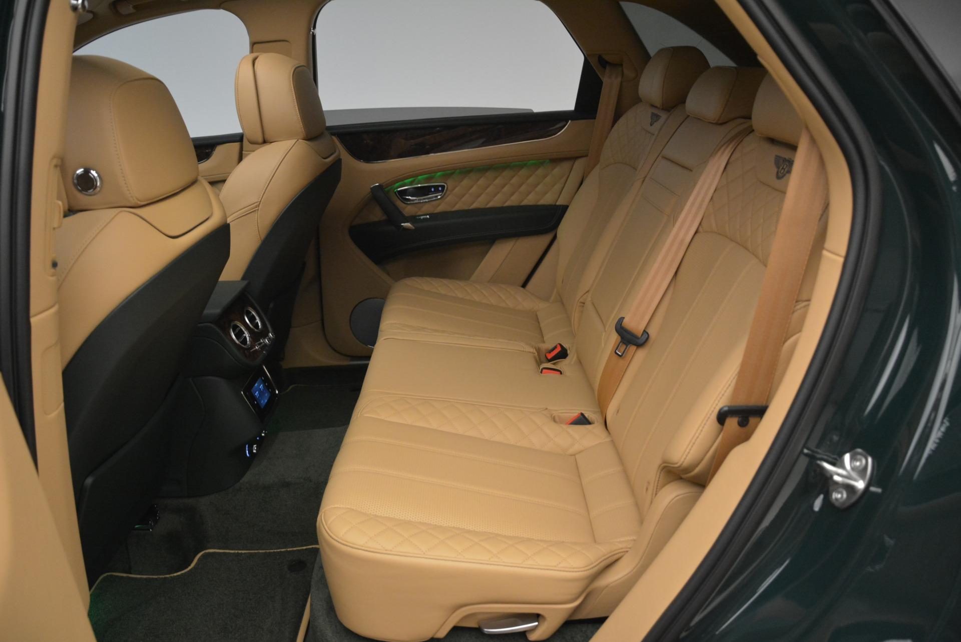 New 2018 Bentley Bentayga Signature For Sale In Westport, CT 2072_p30