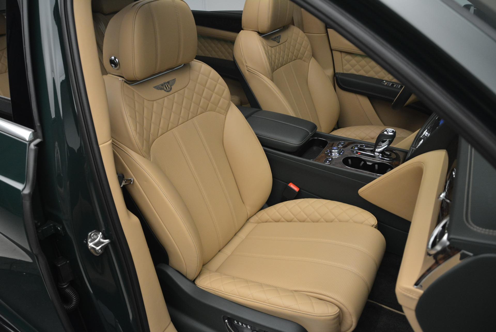 New 2018 Bentley Bentayga Signature For Sale In Westport, CT 2072_p42