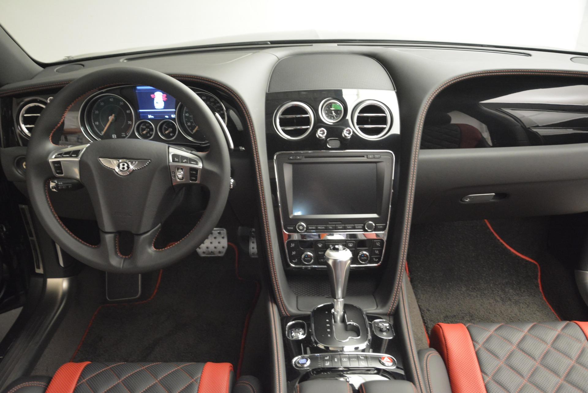 New 2018 Bentley Flying Spur V8 S Black Edition For Sale In Westport, CT 2073_p24