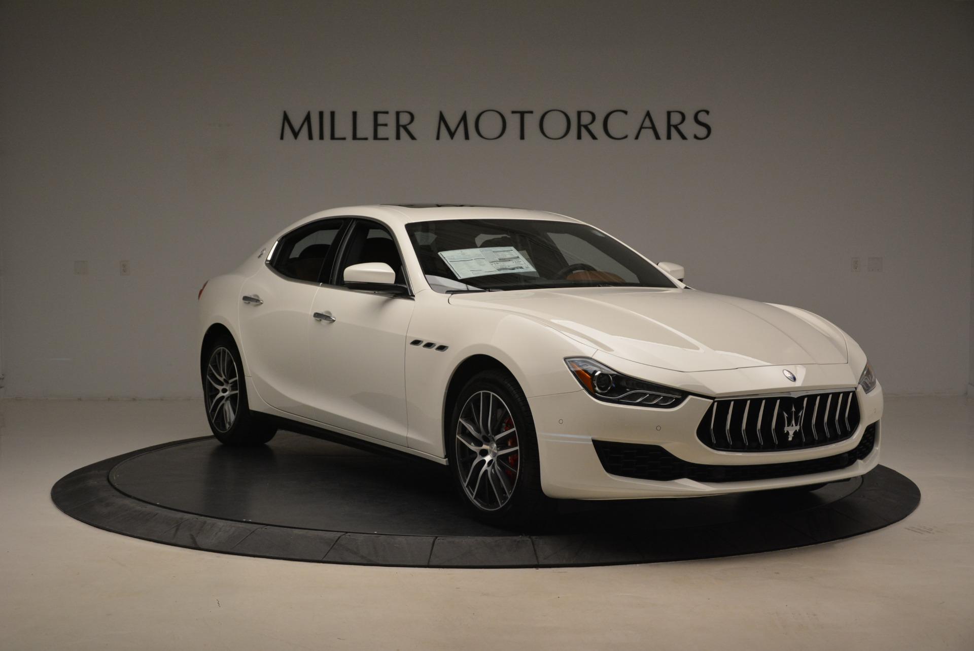 New 2018 Maserati Ghibli S Q4 For Sale In Westport, CT 2074_p10