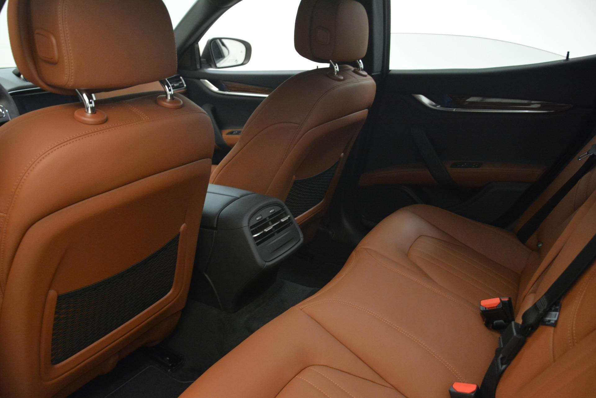 New 2018 Maserati Ghibli S Q4 For Sale In Westport, CT 2074_p19