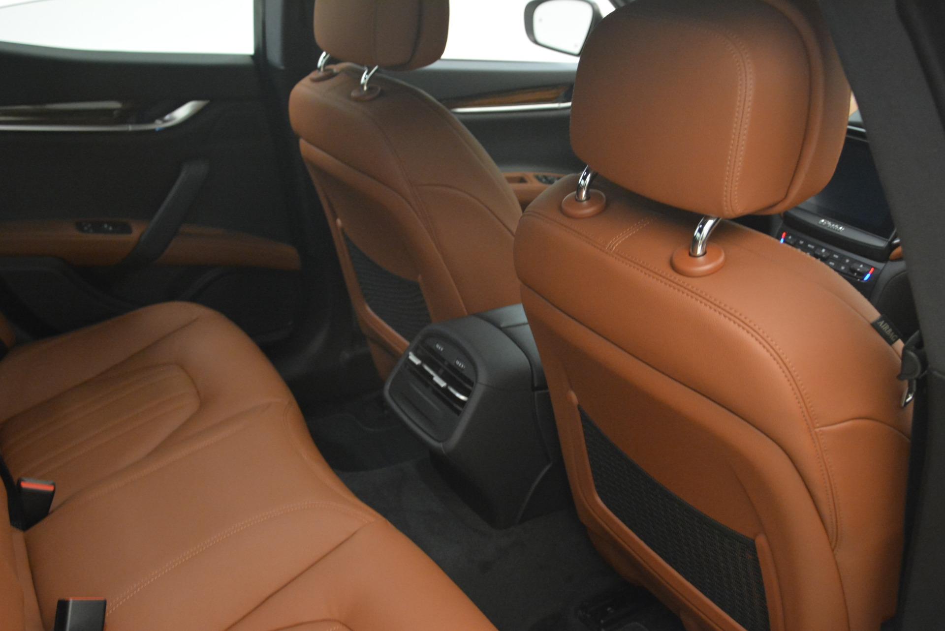 New 2018 Maserati Ghibli S Q4 For Sale In Westport, CT 2074_p25
