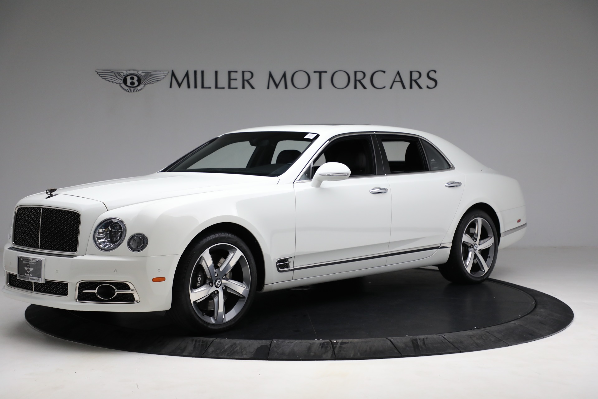 Used 2018 Bentley Mulsanne Speed For Sale In Westport, CT 2075_main