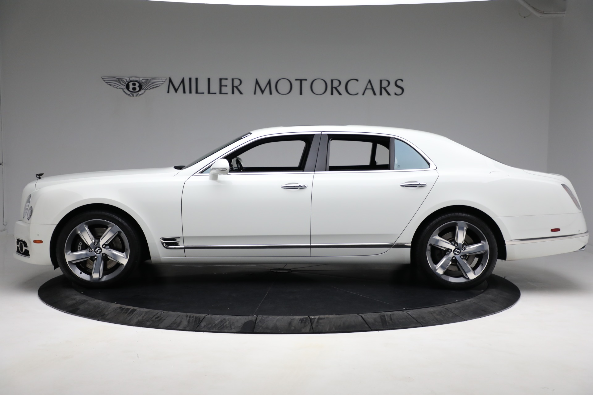 Used 2018 Bentley Mulsanne Speed For Sale In Westport, CT 2075_p2