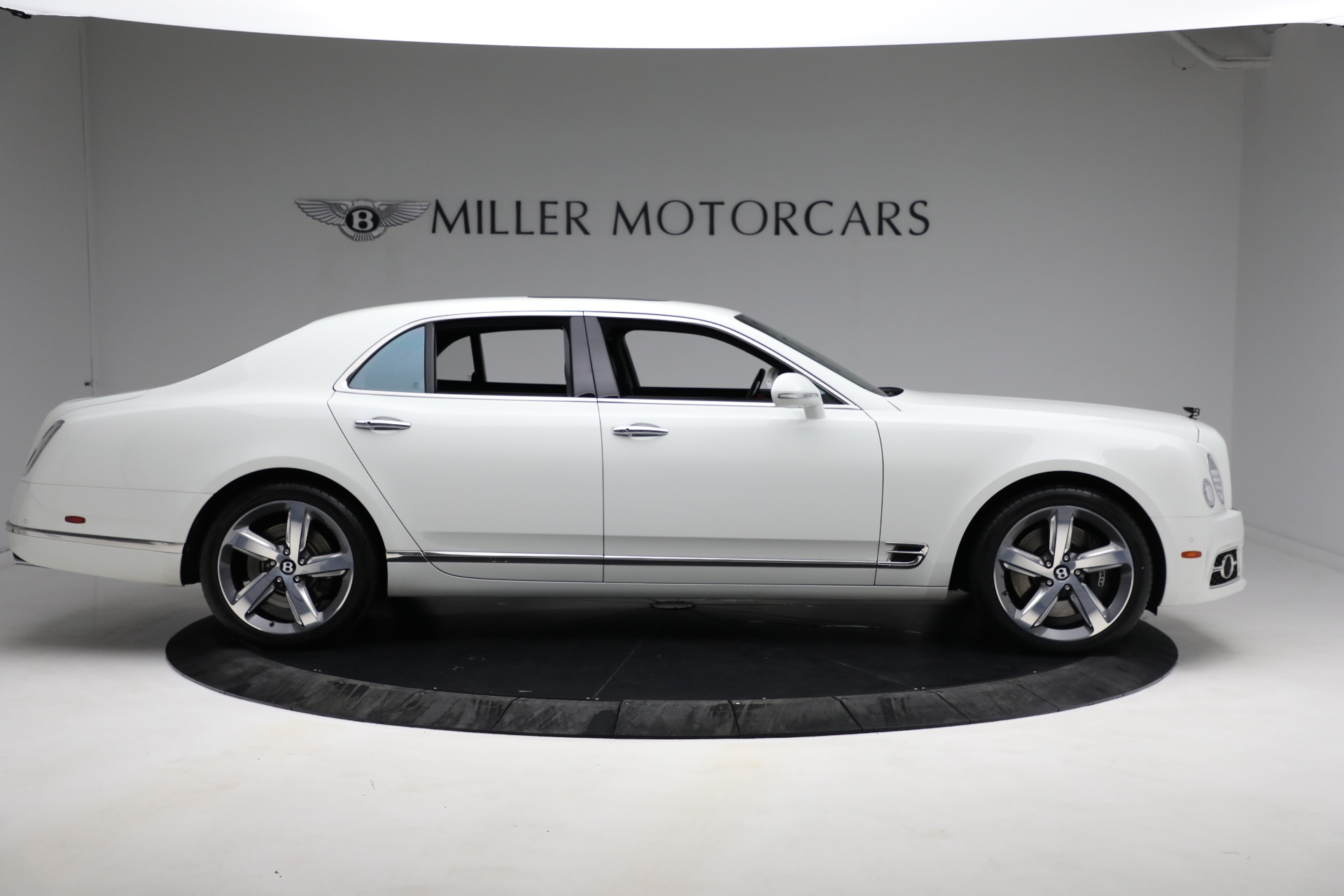 Used 2018 Bentley Mulsanne Speed For Sale In Westport, CT 2075_p8