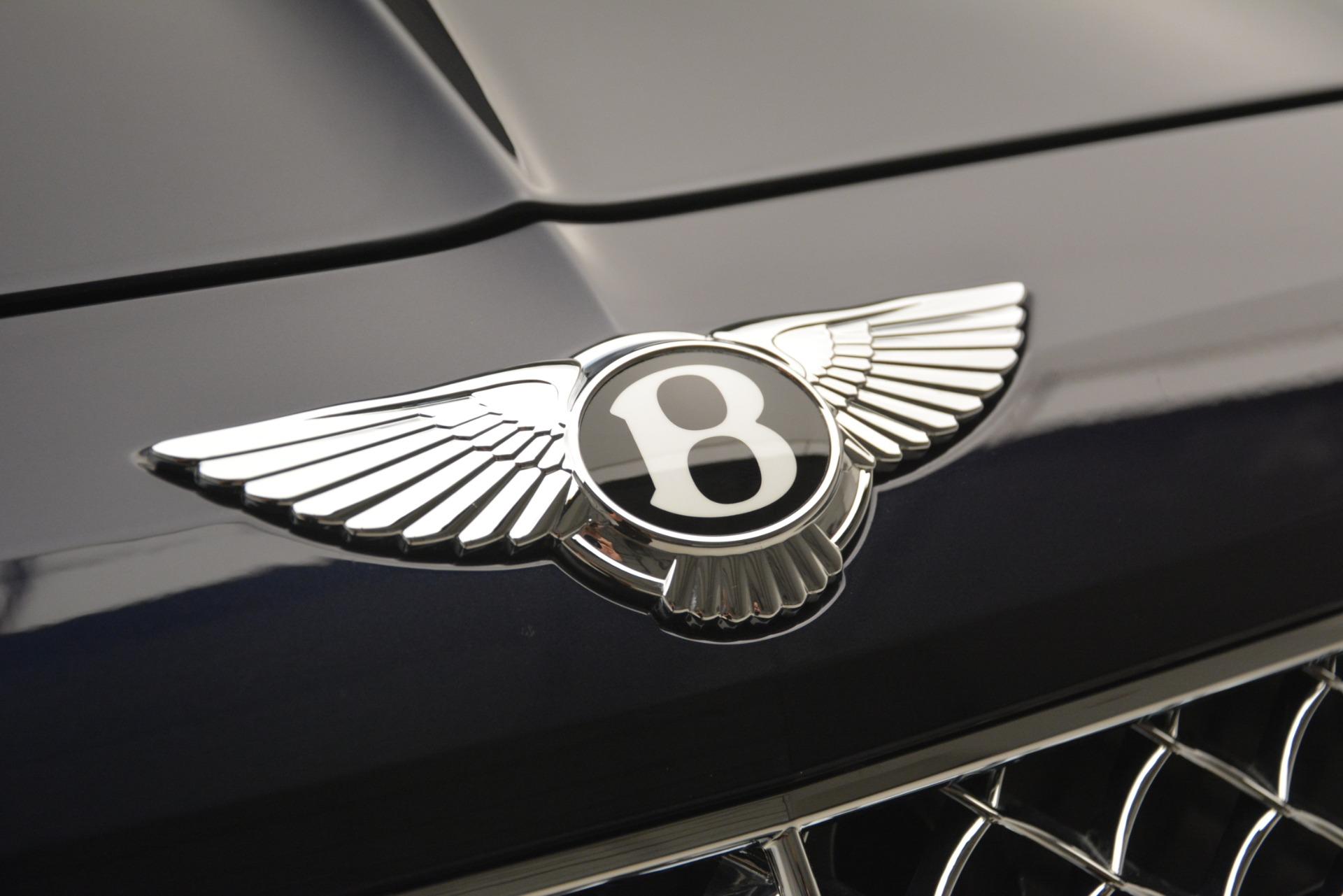 Used 2018 Bentley Bentayga Signature For Sale In Westport, CT 2076_p14