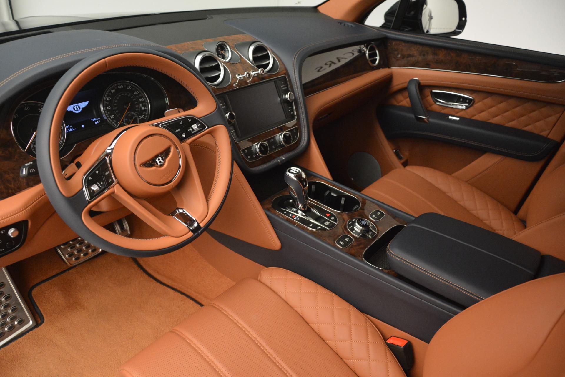 Used 2018 Bentley Bentayga Signature For Sale In Westport, CT 2076_p17
