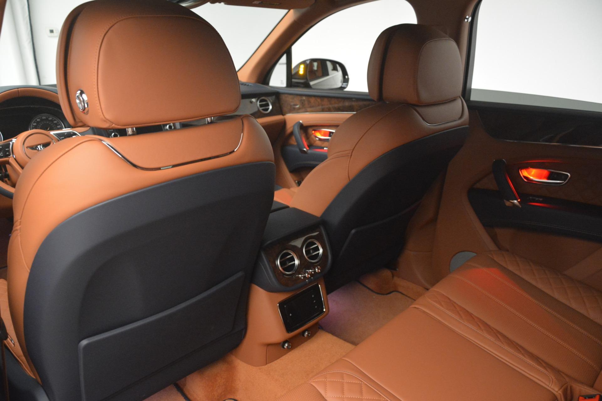 Used 2018 Bentley Bentayga Signature For Sale In Westport, CT 2076_p22