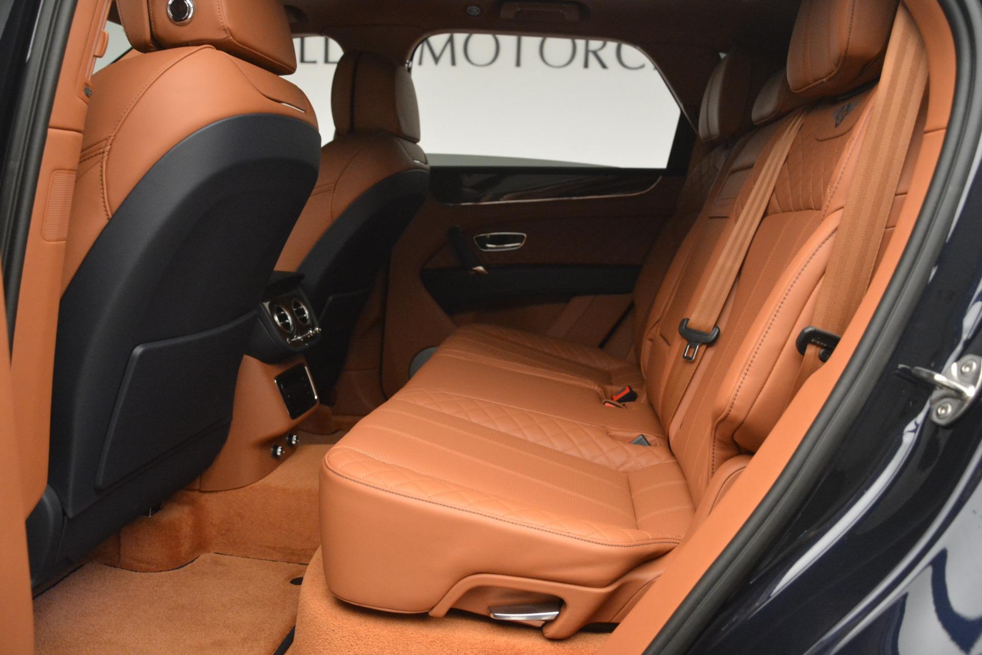 Used 2018 Bentley Bentayga Signature For Sale In Westport, CT 2076_p23
