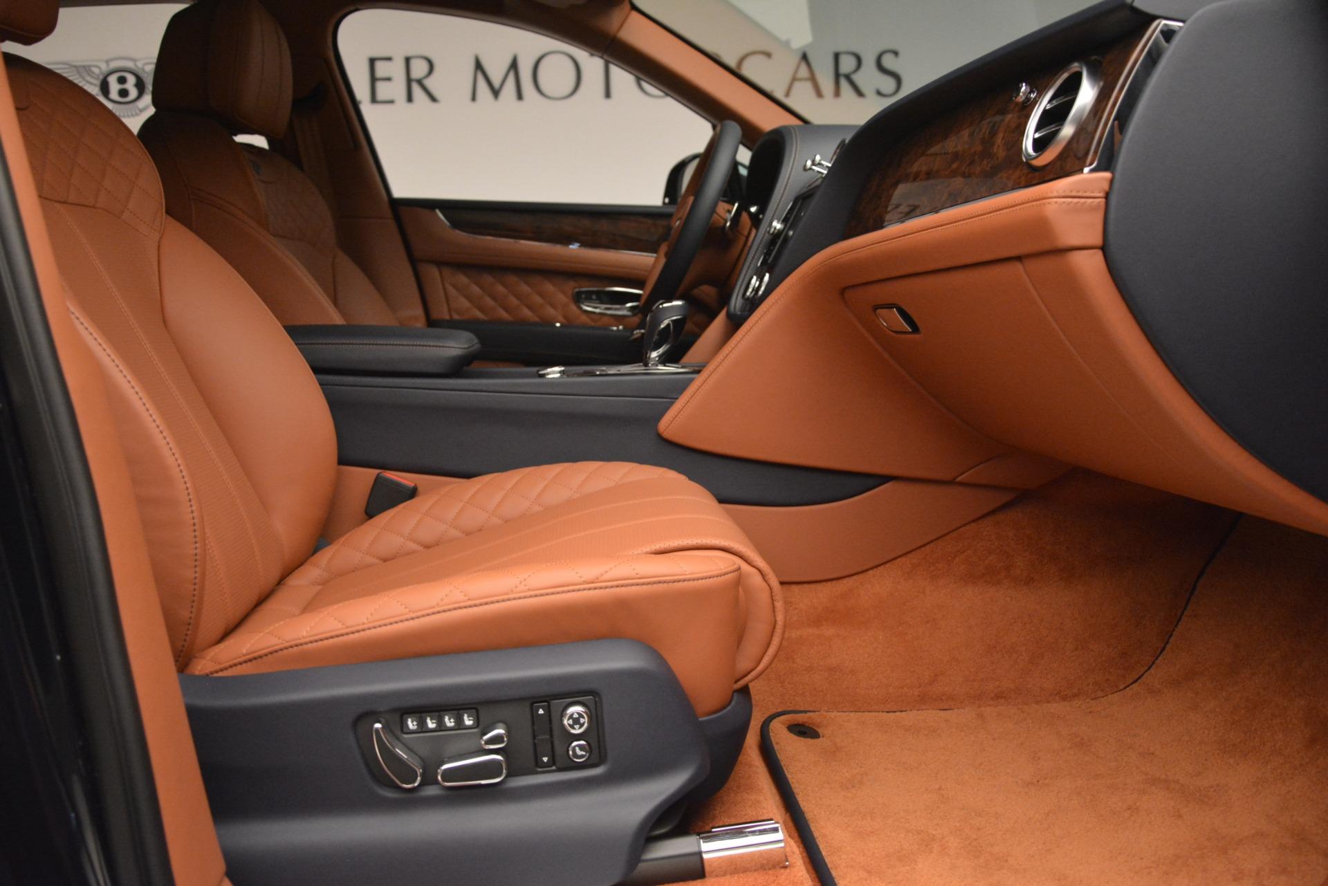 Used 2018 Bentley Bentayga Signature For Sale In Westport, CT 2076_p27