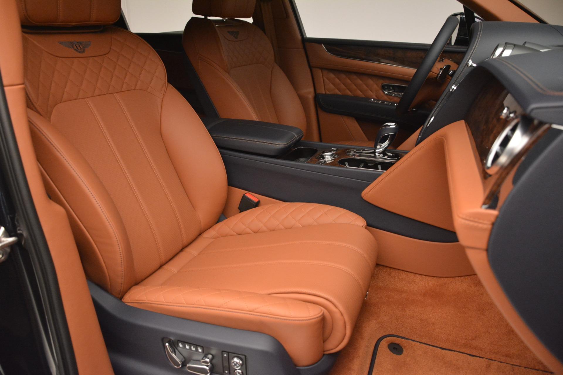 Used 2018 Bentley Bentayga Signature For Sale In Westport, CT 2076_p28