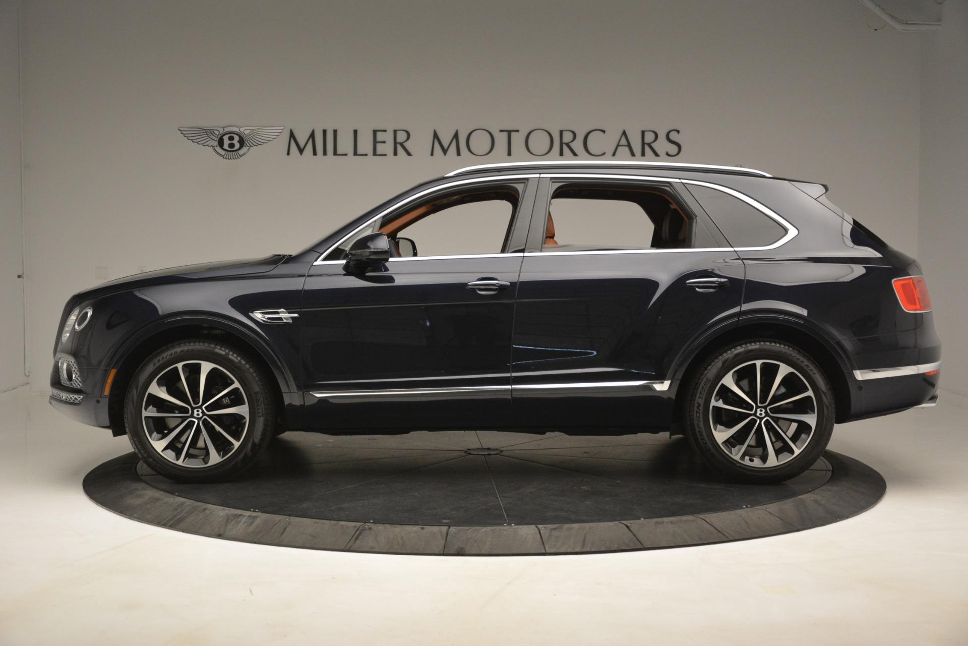 Used 2018 Bentley Bentayga Signature For Sale In Westport, CT 2076_p4