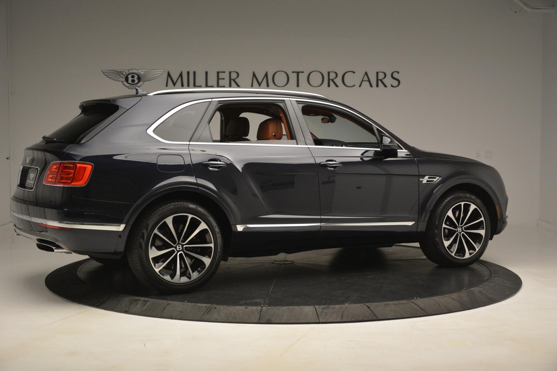 Used 2018 Bentley Bentayga Signature For Sale In Westport, CT 2076_p9