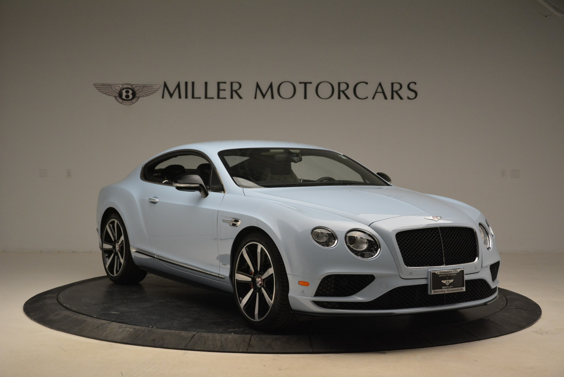 Used 2016 Bentley Continental GT V8 S For Sale In Westport, CT 2077_p11