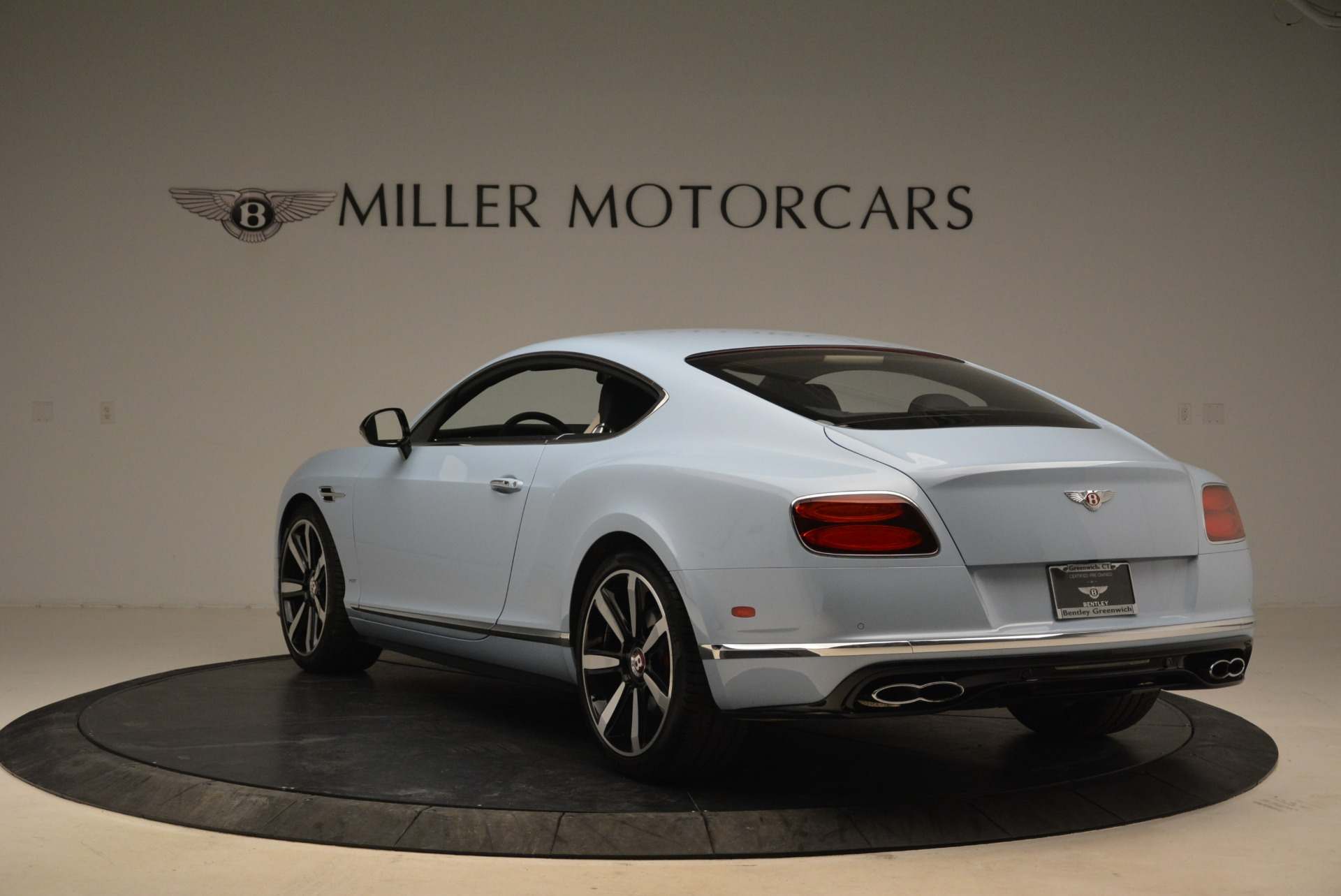 Used 2016 Bentley Continental GT V8 S For Sale In Westport, CT 2077_p4