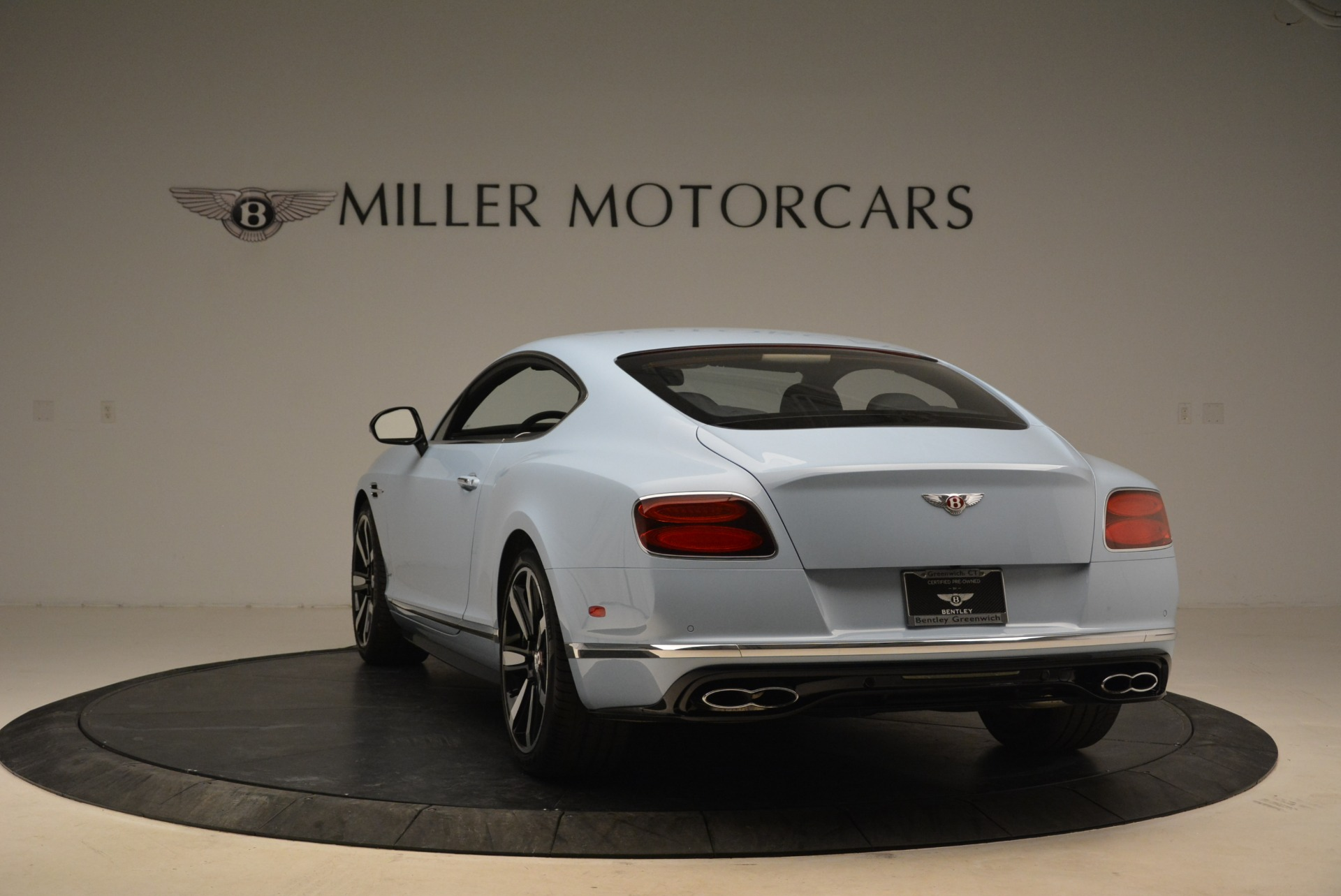 Used 2016 Bentley Continental GT V8 S For Sale In Westport, CT 2077_p5