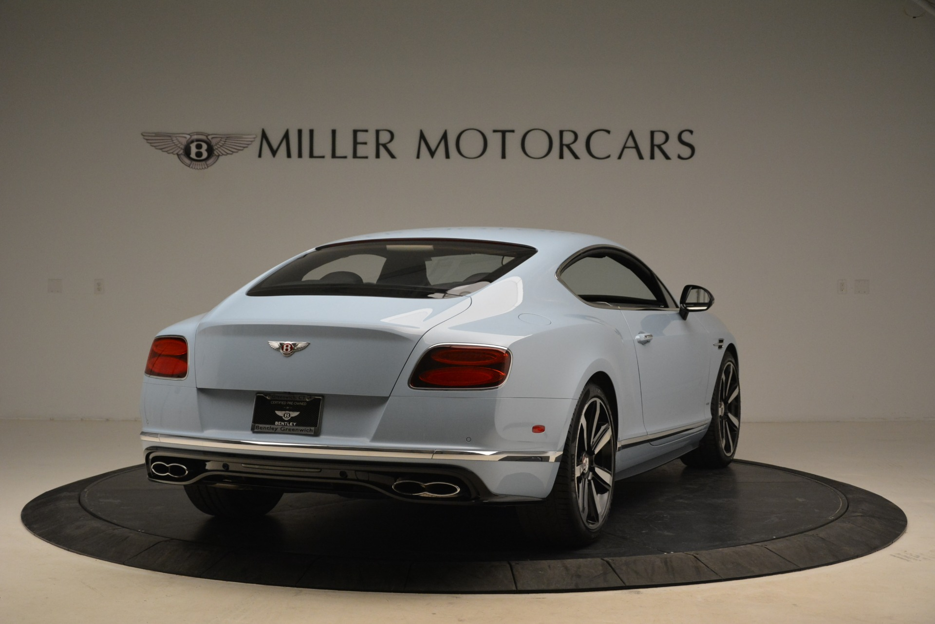 Used 2016 Bentley Continental GT V8 S For Sale In Westport, CT 2077_p7