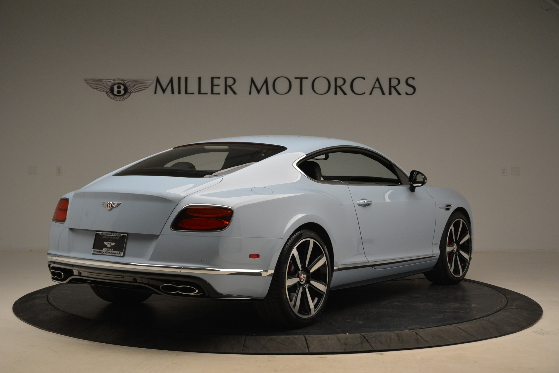 Used 2016 Bentley Continental GT V8 S For Sale In Westport, CT 2077_p8