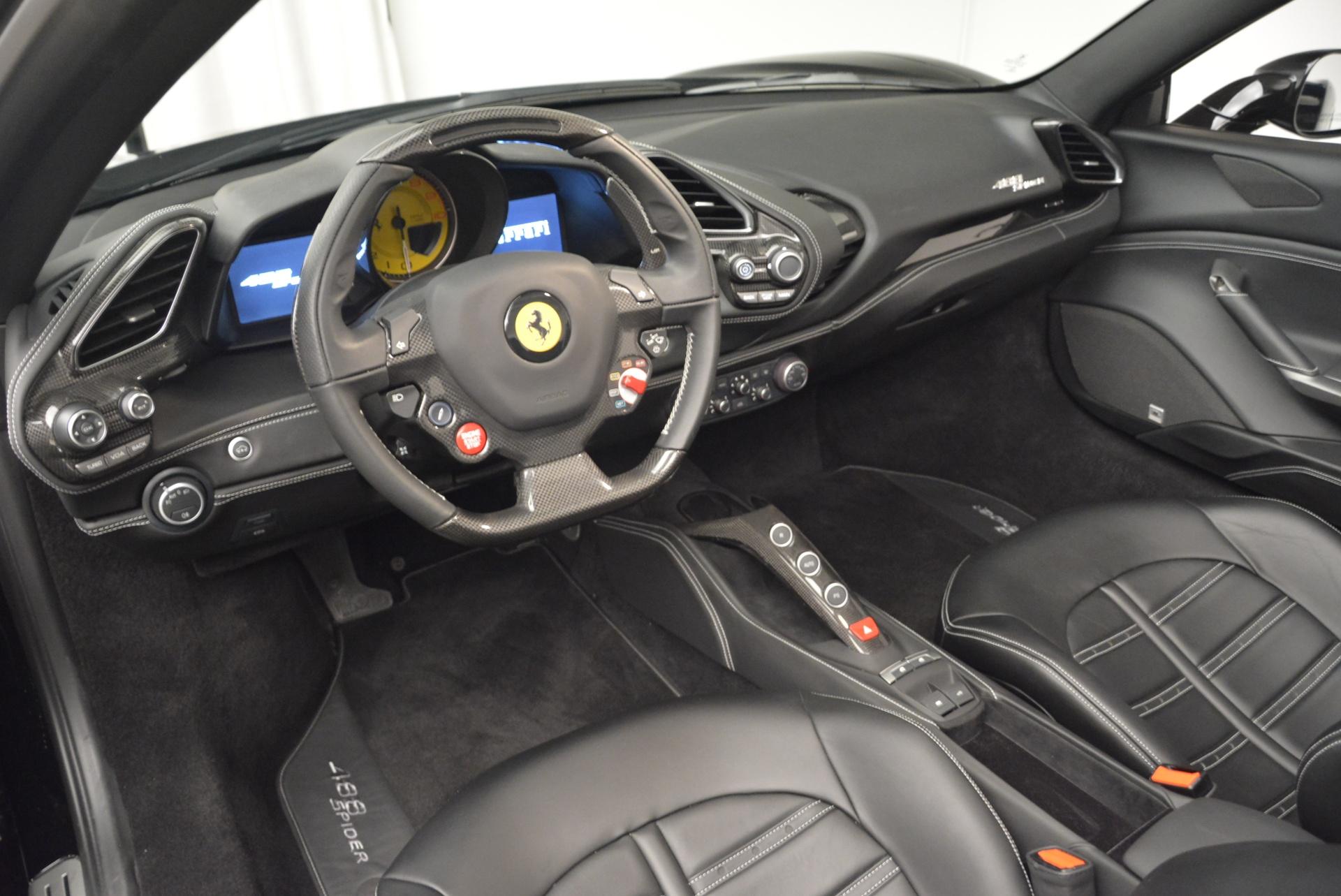 Used 2016 Ferrari 488 Spider  For Sale In Westport, CT 2078_p25