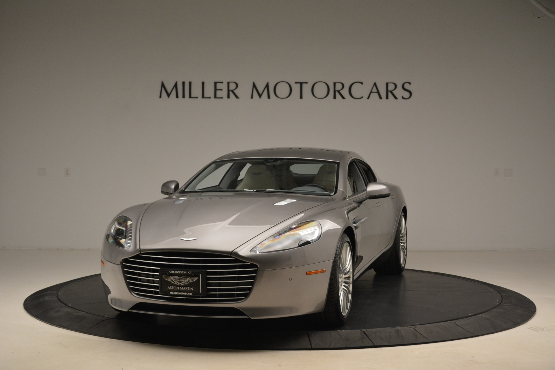 Used 2014 Aston Martin Rapide S  For Sale In Westport, CT 2079_main