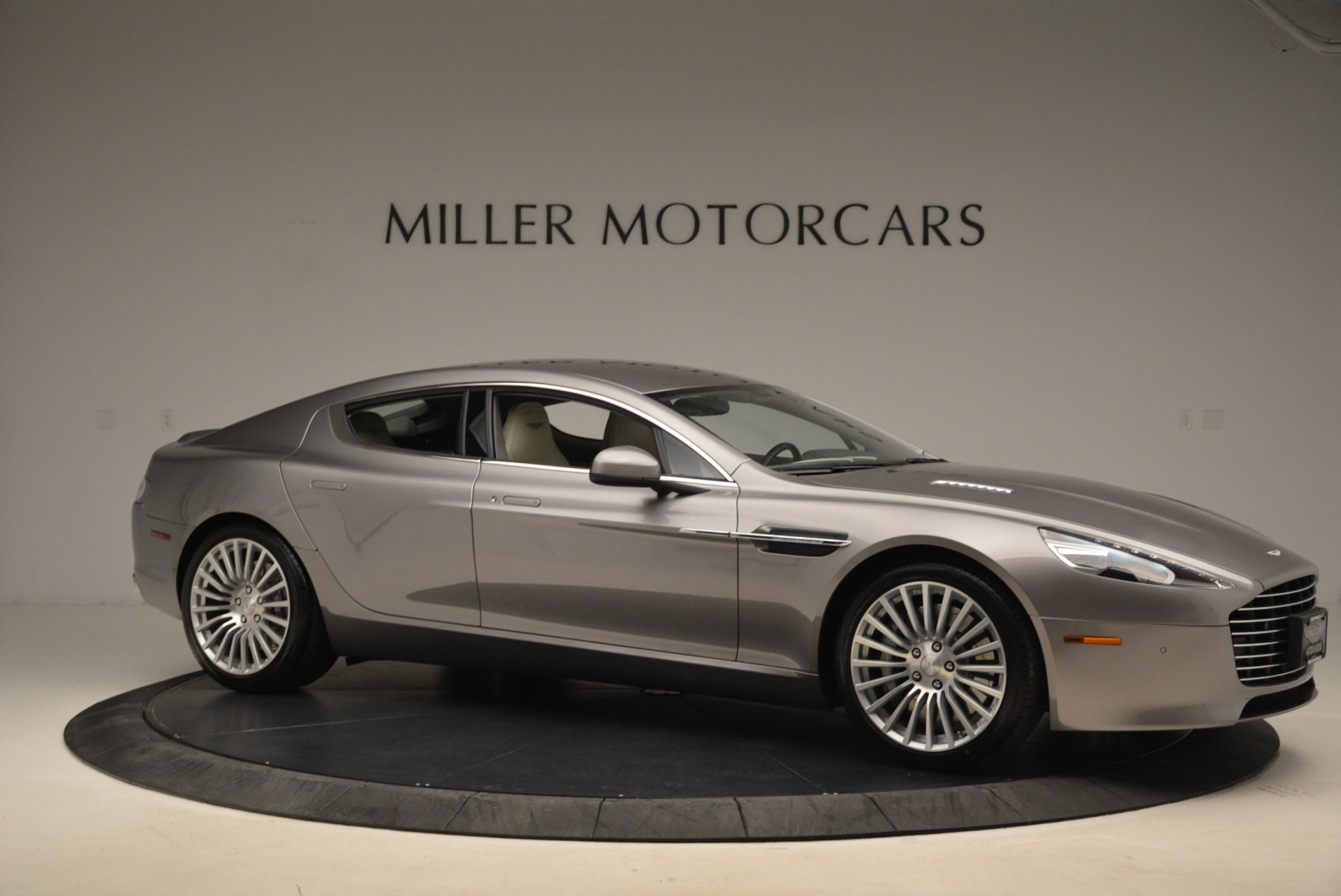 Used 2014 Aston Martin Rapide S  For Sale In Westport, CT 2079_p10