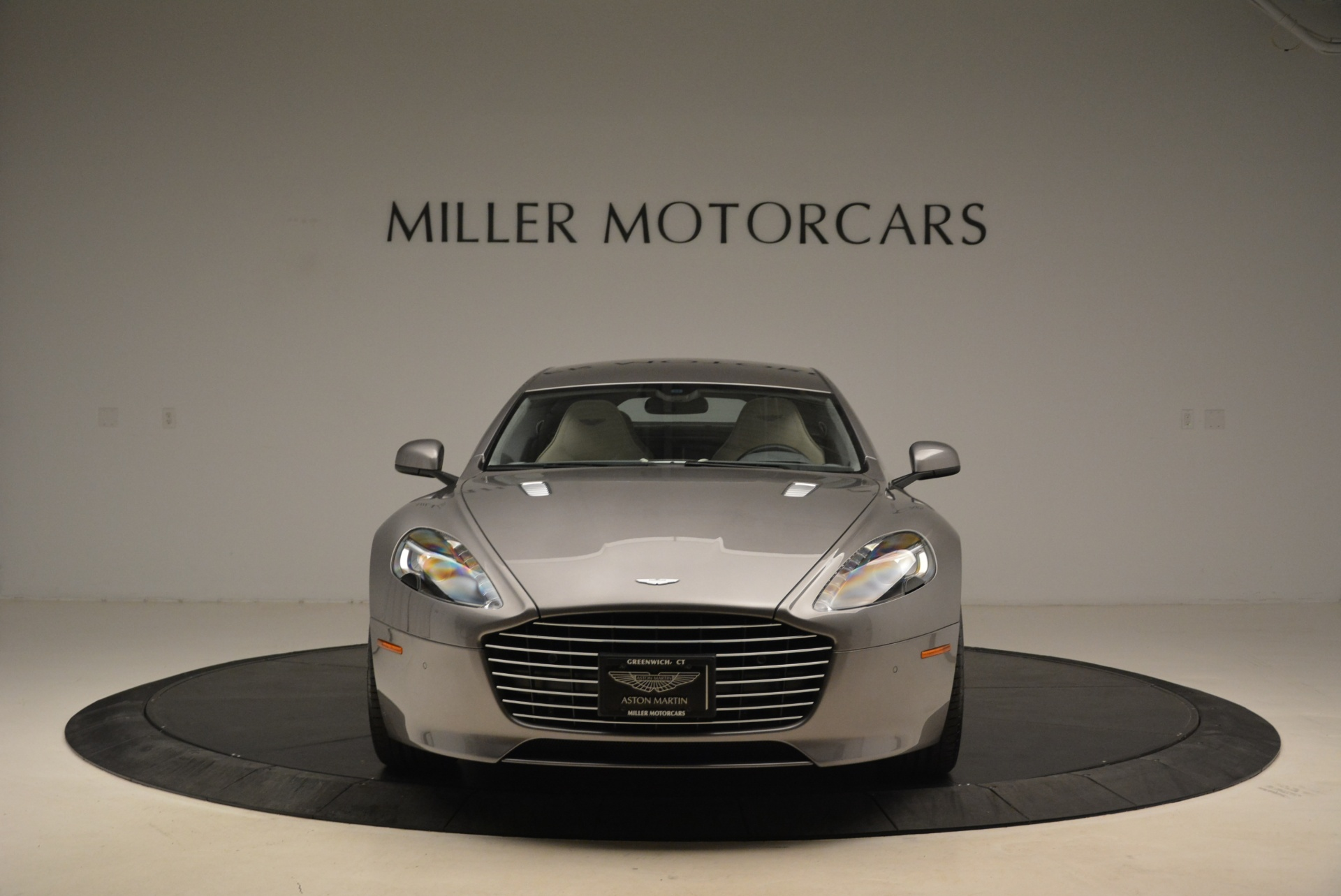 Used 2014 Aston Martin Rapide S  For Sale In Westport, CT 2079_p12